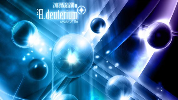 Deuterium in nature