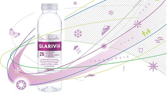 Qlarivia depleted water